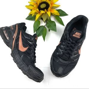 Nike Air Max Torch 4 Womens Size 8 Shoes Rose Gold